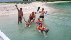 Kelor island snorkeling