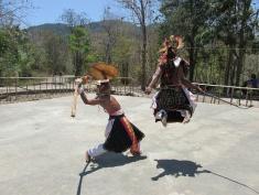 Tado Caci fighting